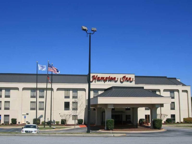 Ultimate List of Best Luxury Hotels in Madison, Georgia, Hampton Inn Madison
