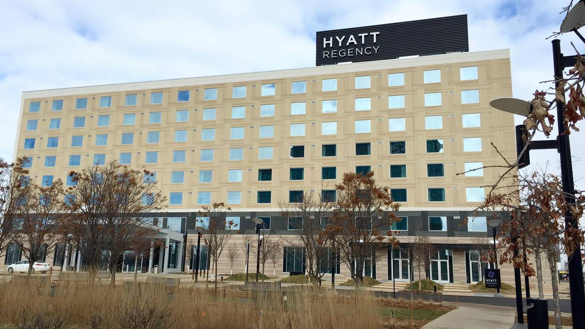 Ultimate List of Best Luxury Hotels in Minneapolis, Minnesota, Hyatt Regency Minneapolis