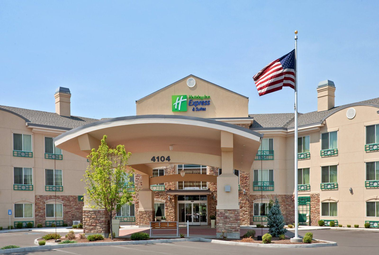 Ultimate List of Best Luxury Hotels in Nampa City, Idaho, Holiday Inn Express Hotel & Suites Nampa
