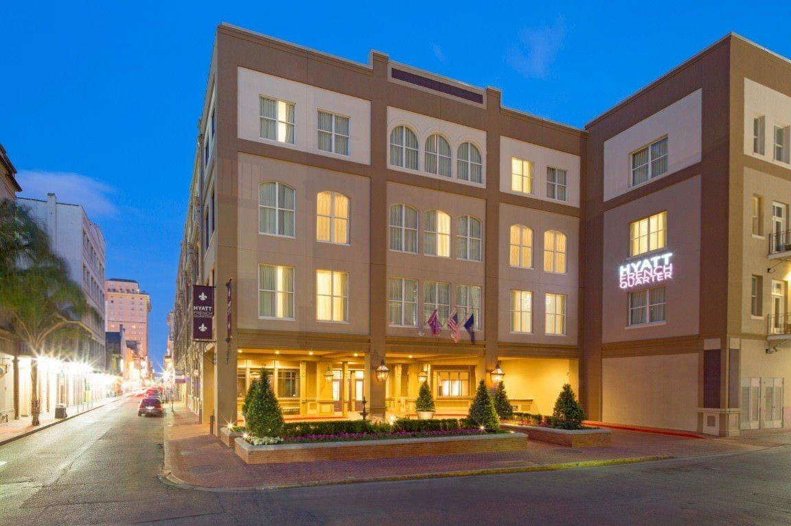 Ultimate List of Best Luxury Hotels in New Orleans City, Louisana, Hyatt Centric French Quarter