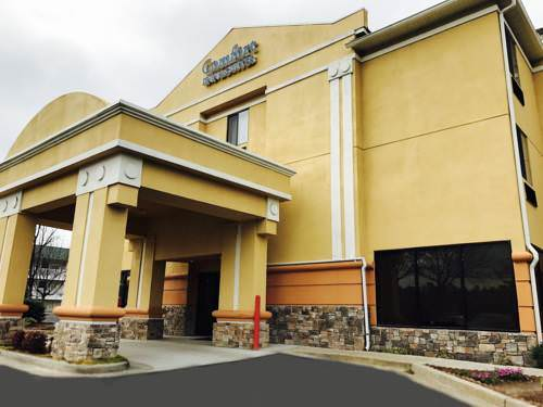Ultimate List of Best Luxury Hotels in Smyrna, Delaware, Comfort Inn & Suites Galleria