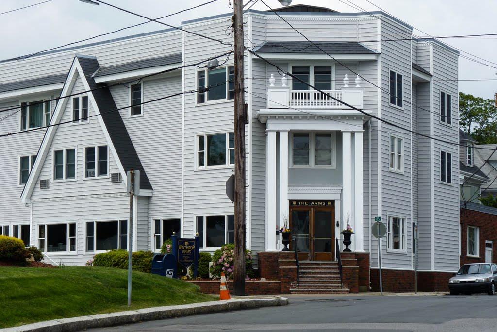 Ultimate List of Best Luxury Hotels in Winthrop, Massachusetts, Winthrop Arms Hotel