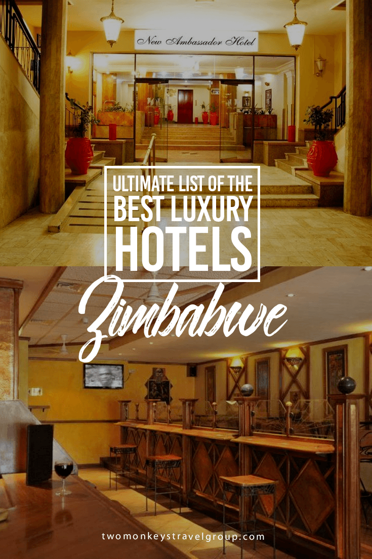 Ultimate List of Best Luxury Hotels in Zimbabwe