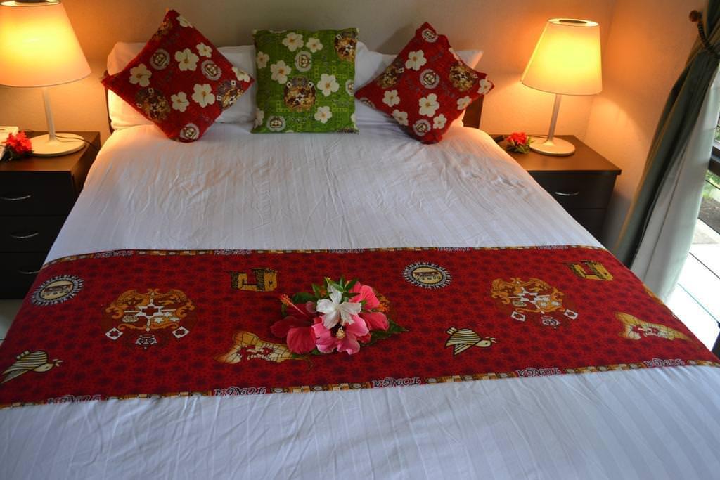 Ultimate List of Luxury Hotels in Tonga Likualofa Beach Resort