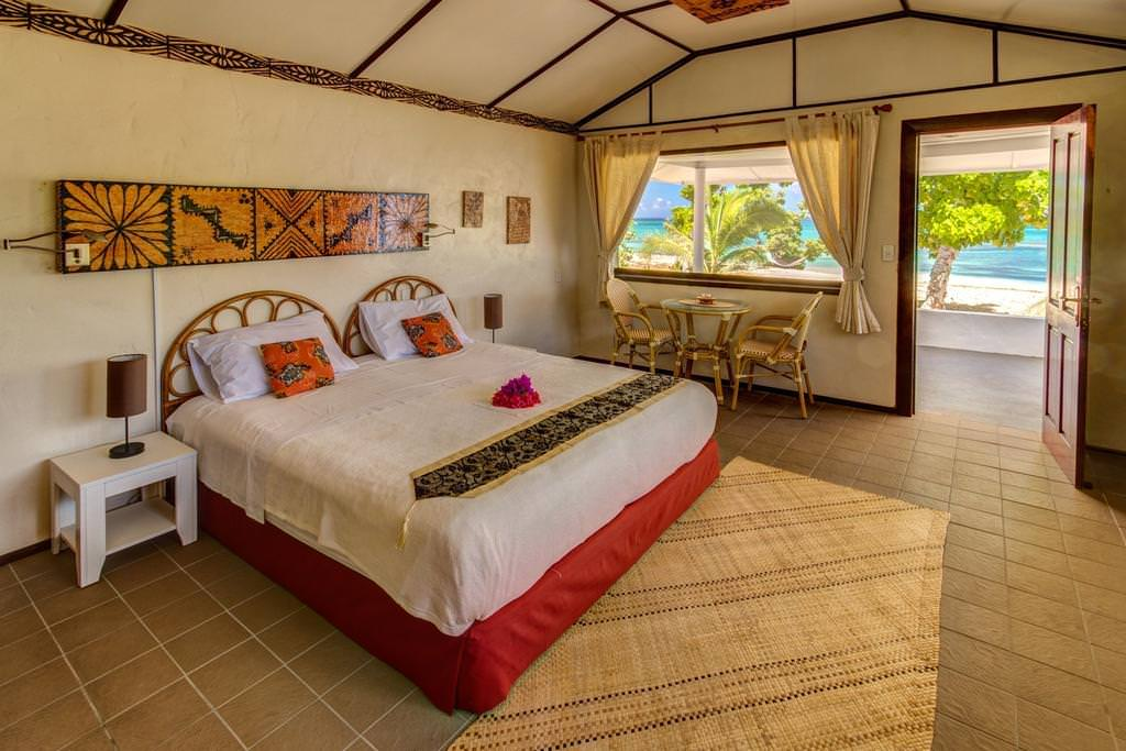 Ultimate List of Luxury Hotels in Tonga Sandy Beach Resort