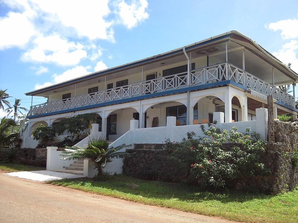 Ultimate List of Luxury Hotels in Tonga Va'vau Villa