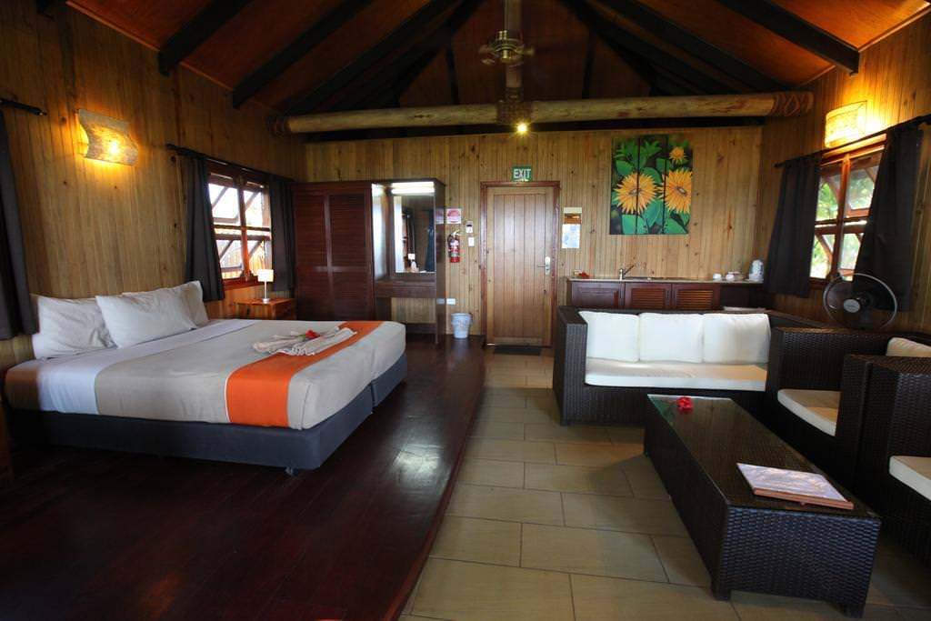 ultimate list of best hotels in Pacific Harbour Fiji, Uprising Beach Resort