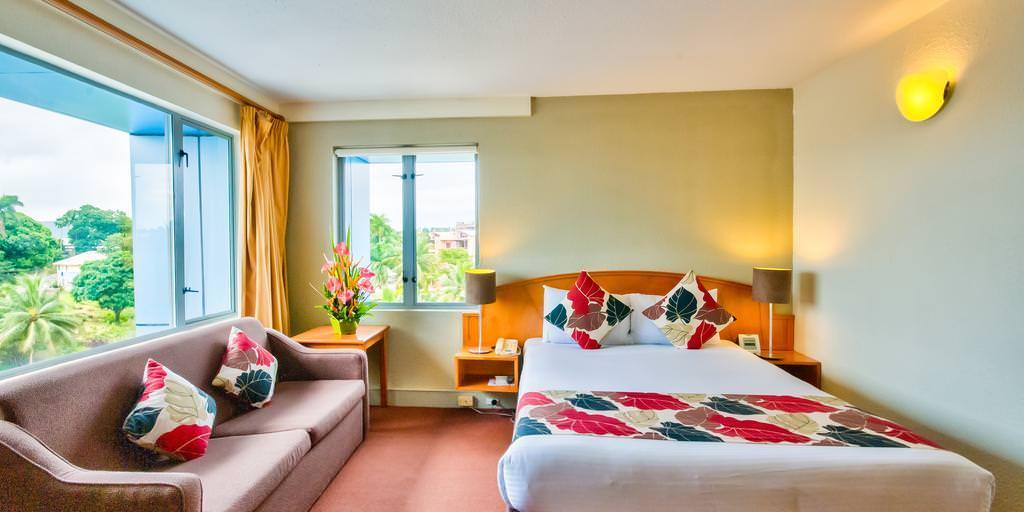 ultimate list of best hotels in Suva, Fiji, Tanao Plaza Suva