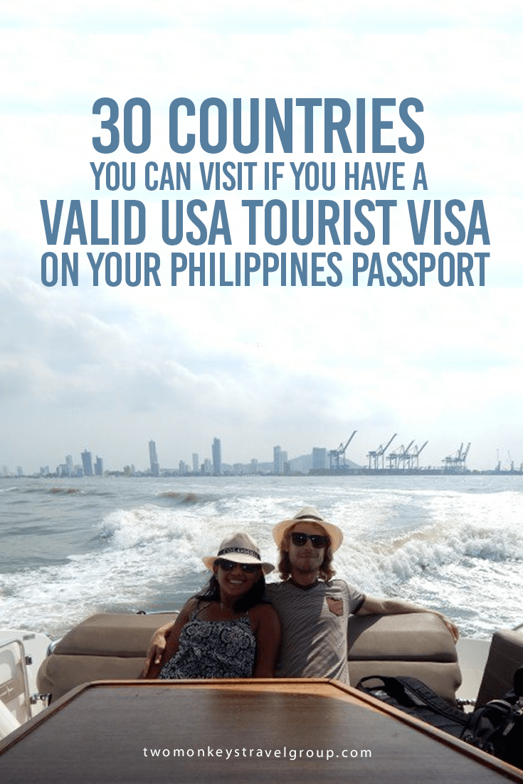 30 visa free and visa on arrival countries territories with a valid 30 visa free and visa on arrival countries territories with a valid usa tourist visa on your philippines passport freerunsca Images