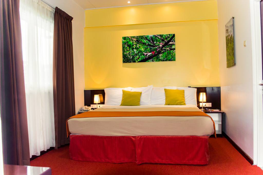 A lovely overnight stay at Residence Inn, Paramaribo Suriname