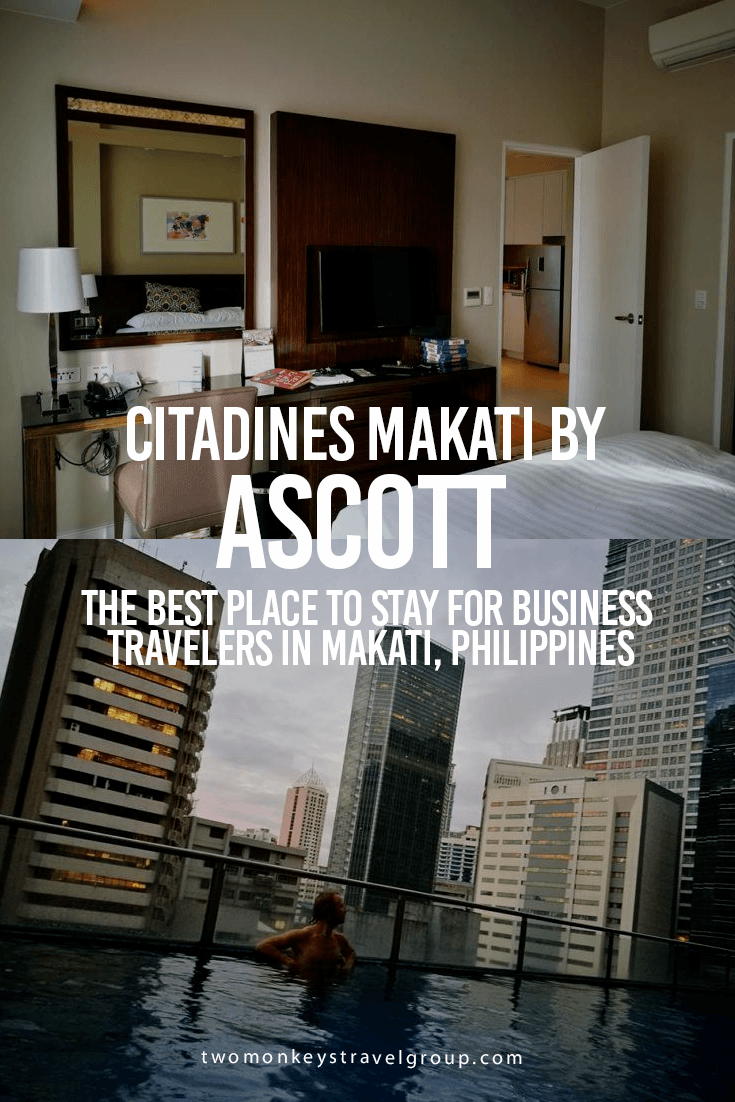 Citadines Makati by Ascott - The Best Place to Stay for Business Travelers in Makati, Philippines