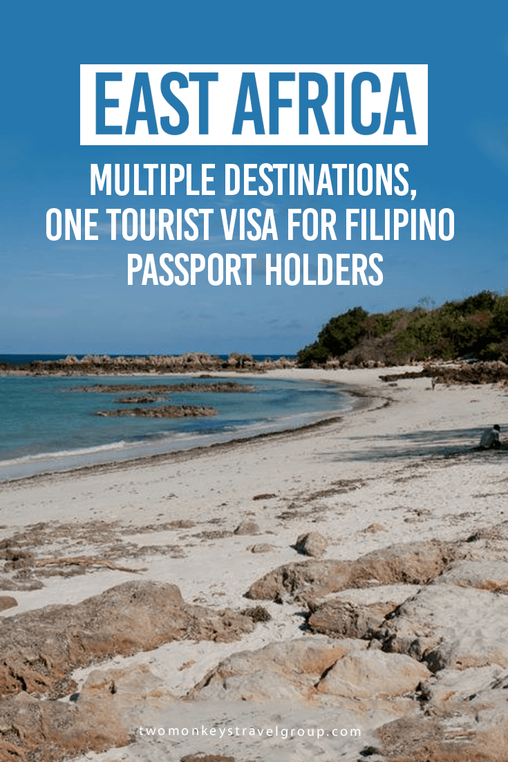 EAST AFRICA - Multiple Destinations, One Tourist Visa for Filipino Passport Holders