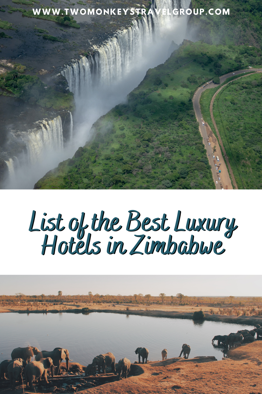 List of the Best Luxury Hotels in Zimbabwe4