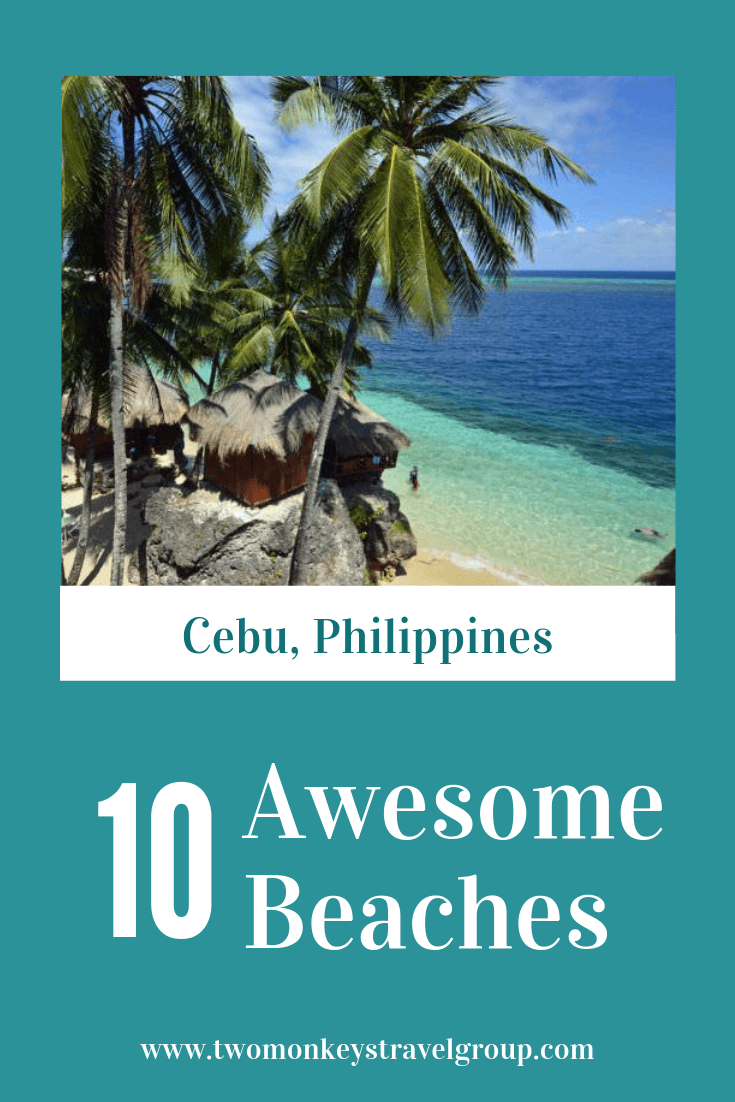 Pinterest top awesome beaches cebu philippines (1)