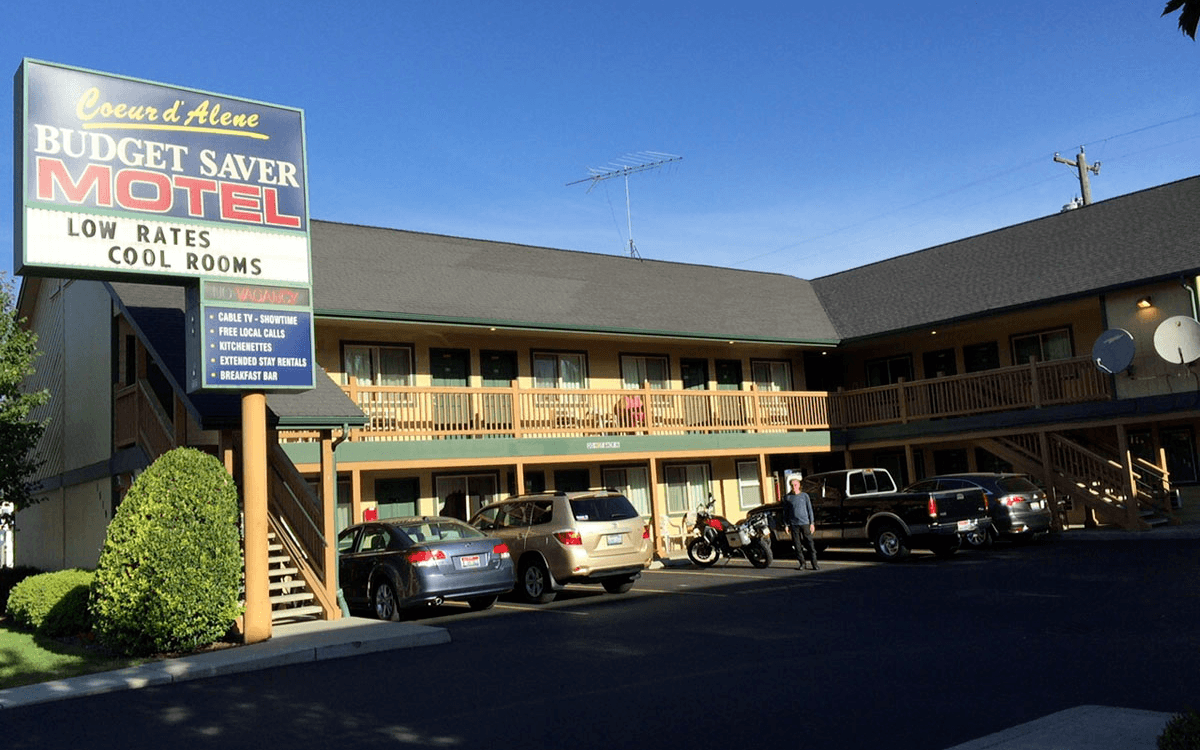 Ultimate List of Best Backpacker Hostels in Idaho, USA Budget Saver Motel Coeur d'Alene