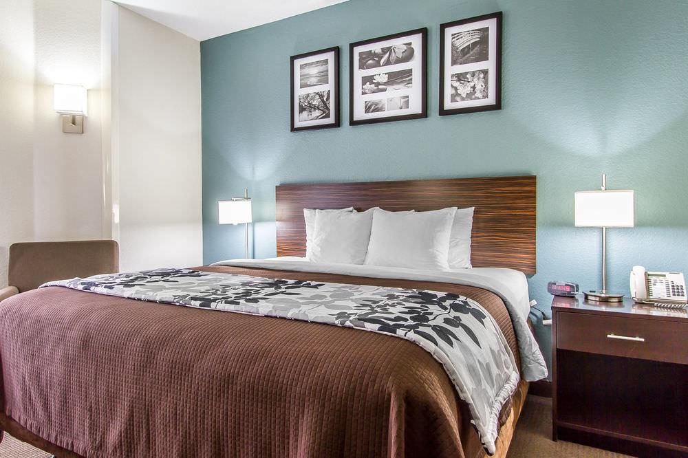 Ultimate List of Best Backpacker Hotels In Lafayette Sleep Inn