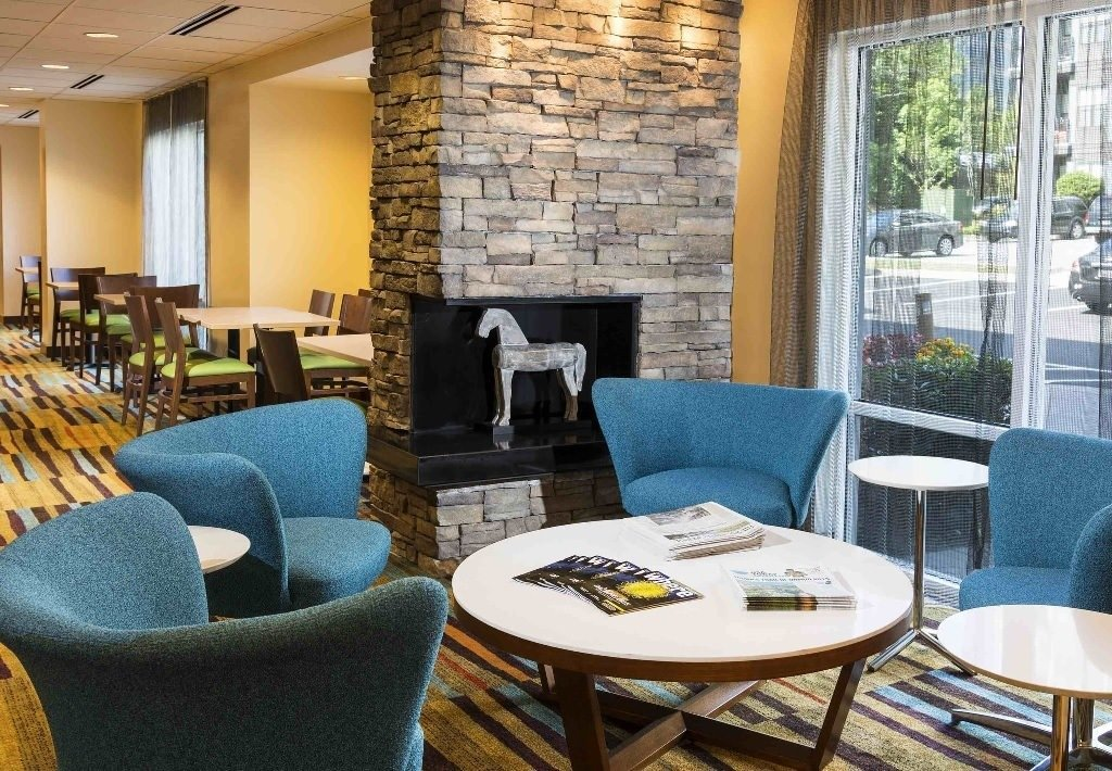 Ultimate List of Best Cheap Hostels for Backpackers in Sandy Springs, Georgia, Fairfield Inn & Suites by Marriott Atlanta Perimeter Center