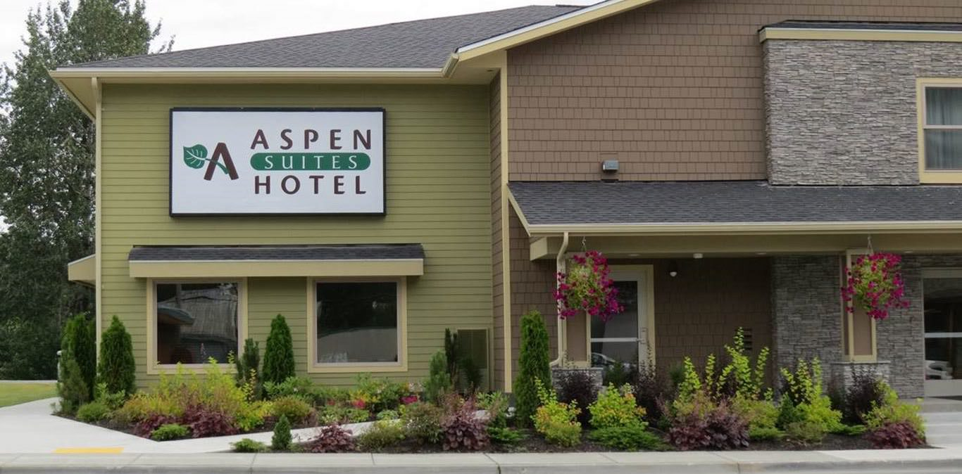Ultimate List of Best Cheap Hostels for Backpackers in Sitka, Alaska, Aspen Suites Hotel Sitka