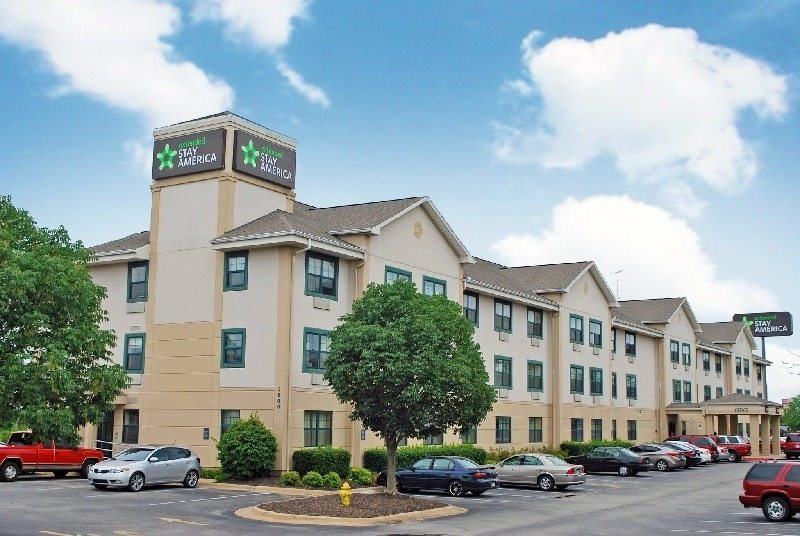 Ultimate List of Best Cheap Hostels for Backpackers in Springdale, Arkansas, Extended Stay America - Fayetteville - Springdale