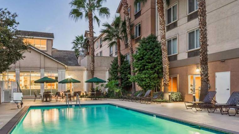 Ultimate List of Best Luxury Hotels in California, Hilton Garden Inn San Jose
