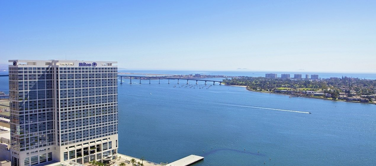 Ultimate List of Best Luxury Hotels in California, Hilton San Diego Bayfront Hotel