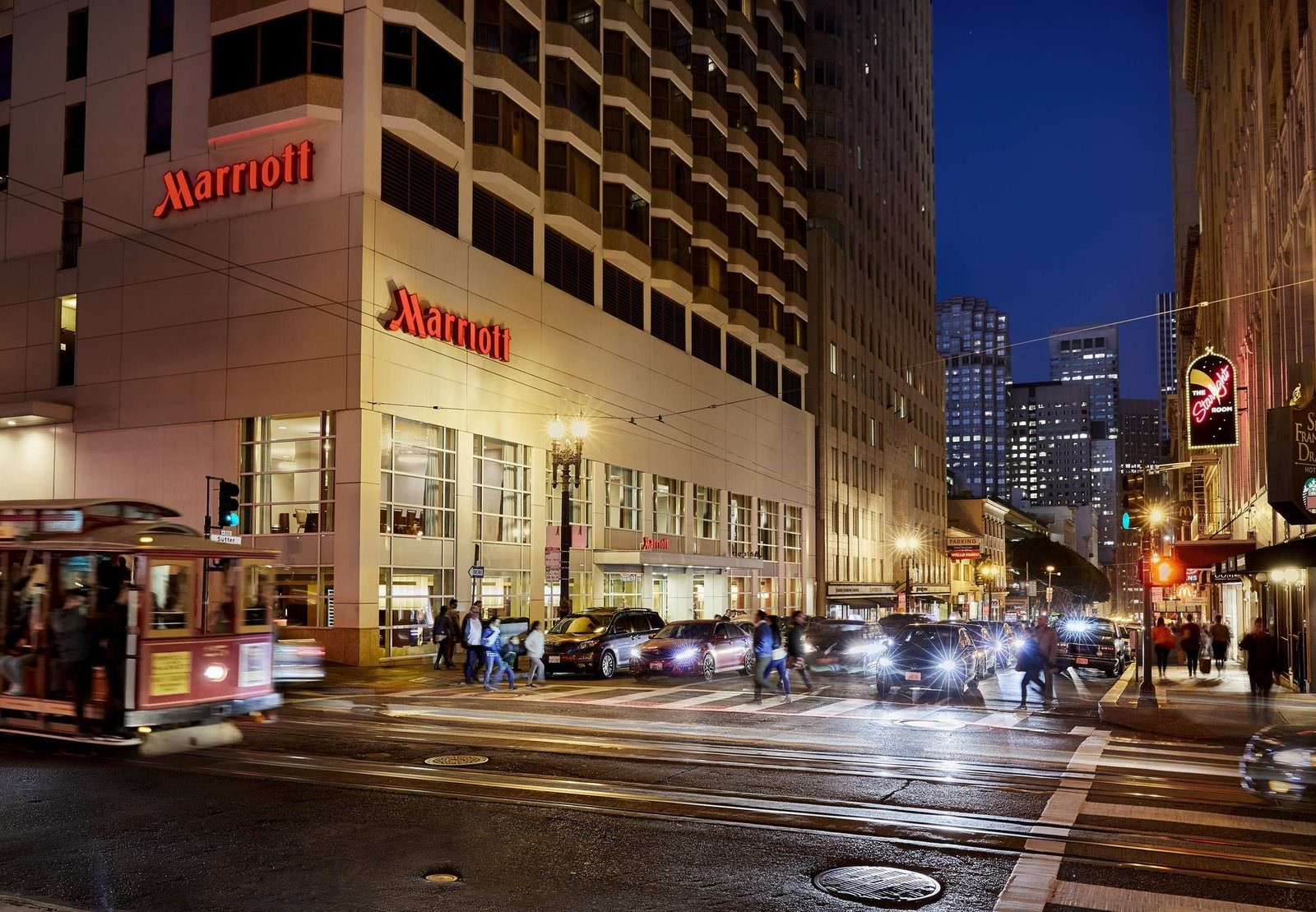 Ultimate List of Best Luxury Hotels in California, Hilton San Francisco Union Square Hotel