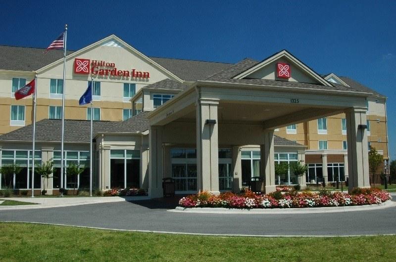 Ultimate List of Best Luxury Hotels in Fayetteville, Arkansan, Hilton Garden Inn Fayetteville