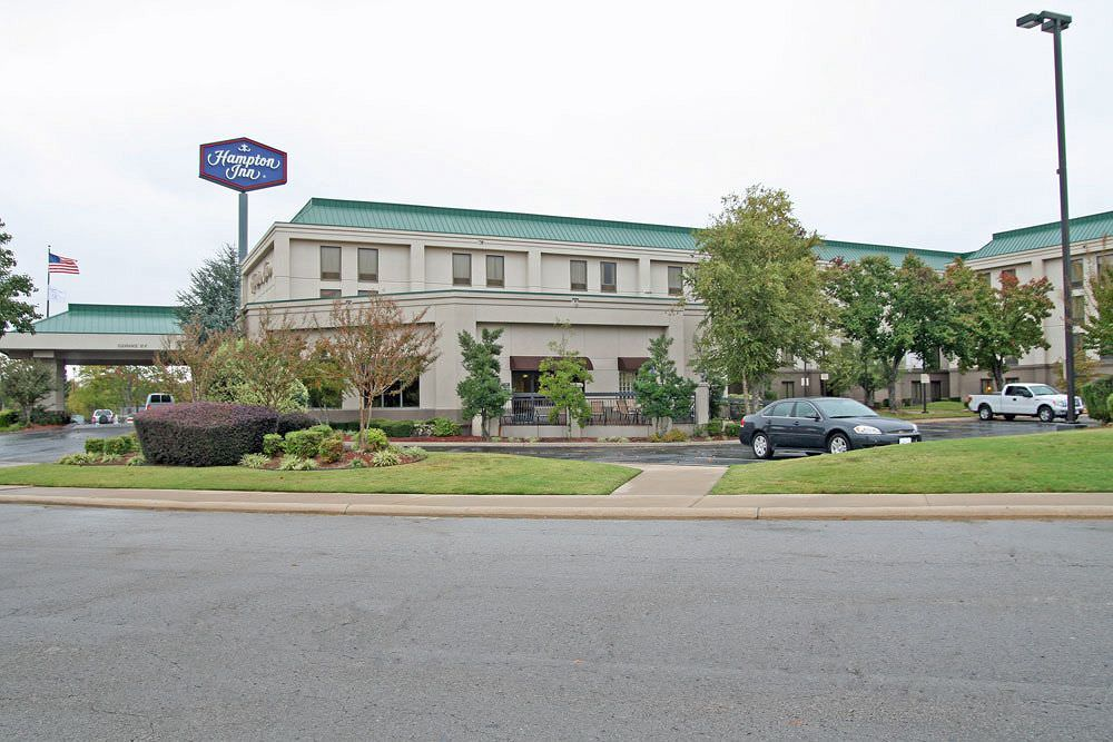 Ultimate List of Best Luxury Hotels in Forth Smith, Arkansan, Hampton Inn Fort Smith
