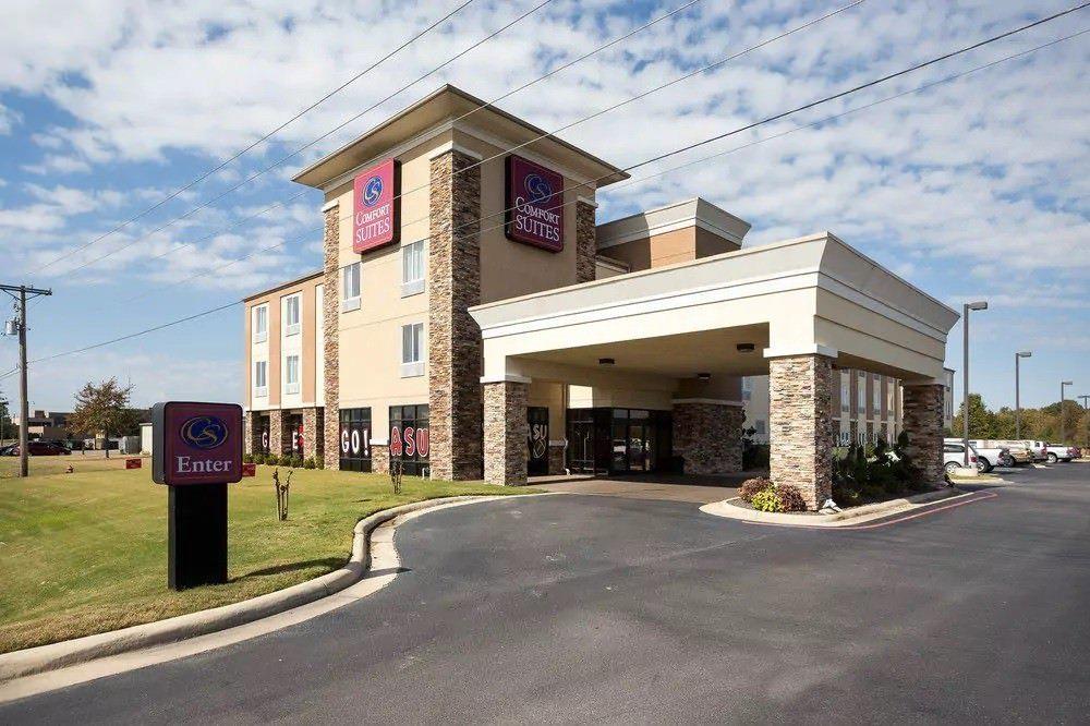 Ultimate List of Best Luxury Hotels in Jonesboro, Arkansan, Comfort Suites Jonesboro