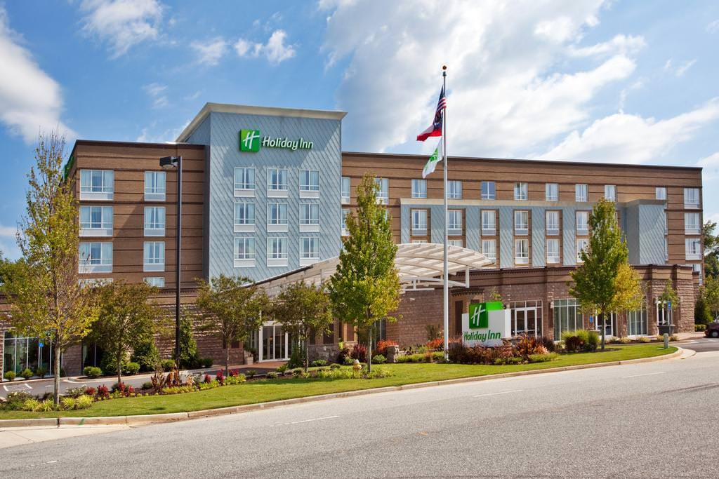 Ultimate List of Best Luxury Hotels in Macon, Georgia, Holiday Inn Macon North