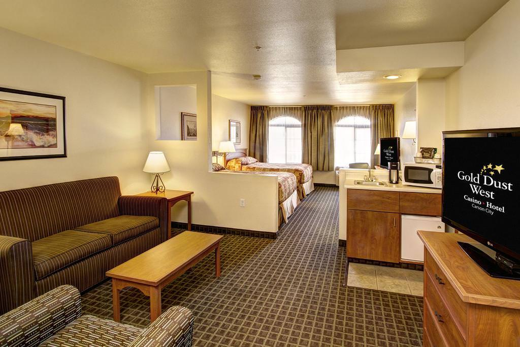 Ultimate List of Best Luxury Hotels in Nevada Gold Dust West Carson City