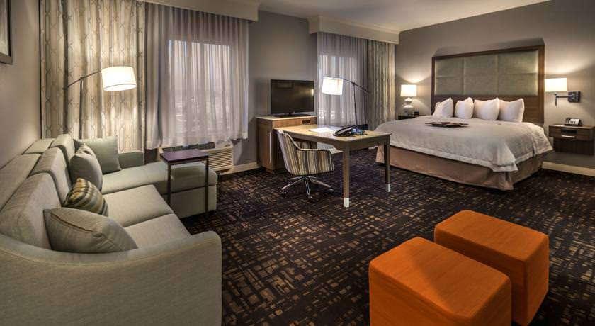 Ultimate List of Best Luxury Hotels in Nevada Hampton Inn and Suites Reno West