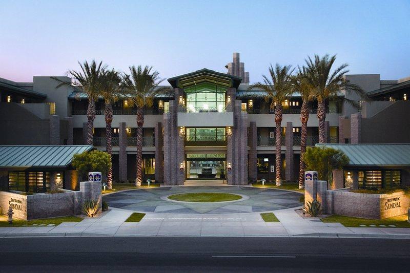 Ultimate List of Best Luxury Hotels in Scottsdale, Arizona, Best Western Plus Sundial