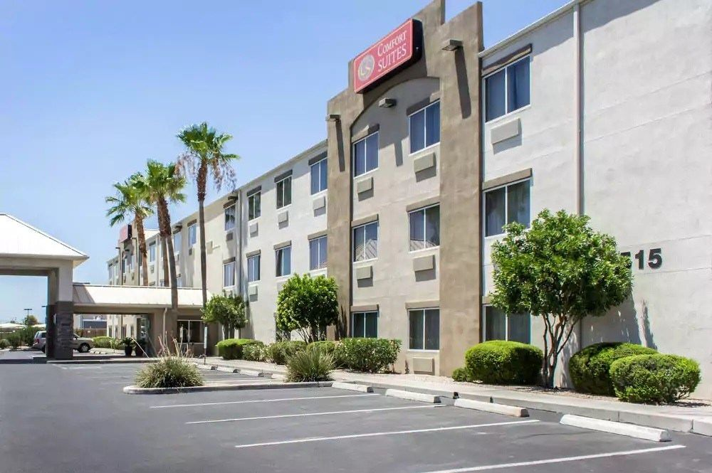 Ultimate List of Best Luxury Hotels in Tucson, Arizona, Comfort Suites - Tucson Mall