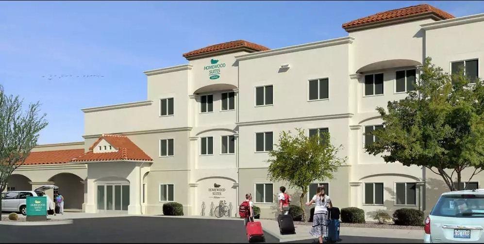 Ultimate List of Best Luxury Hotels in Tucson, Arizona, Homewood Suites by Hilton Tucson St. Philip's Plaza University