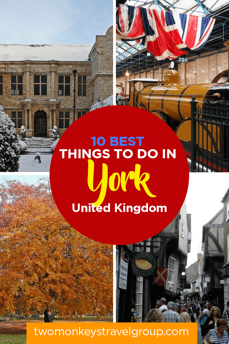 10 Best Things to Do in York, United Kingdom – Where to Go, Attractions to Visit