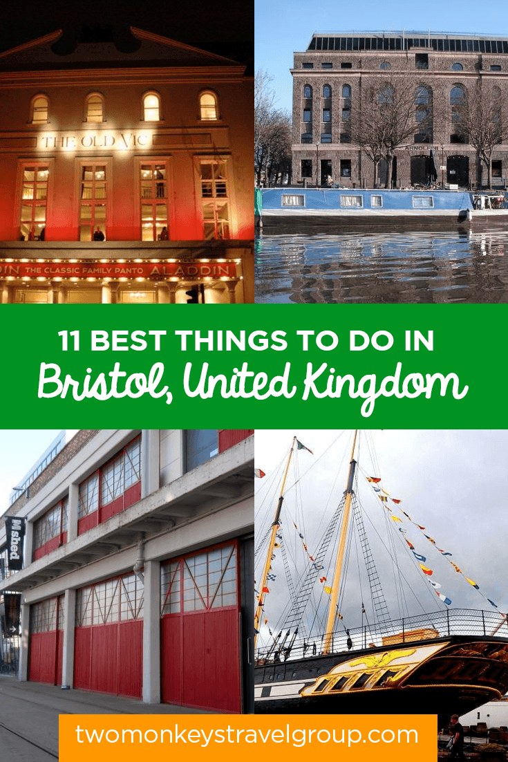 11 Best Things to Do in Bristol, United Kingdom – Where to Go, Attractions to Visit