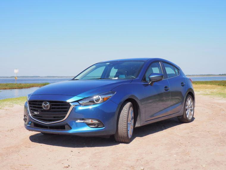 2017 Mazda 3 Front Side
