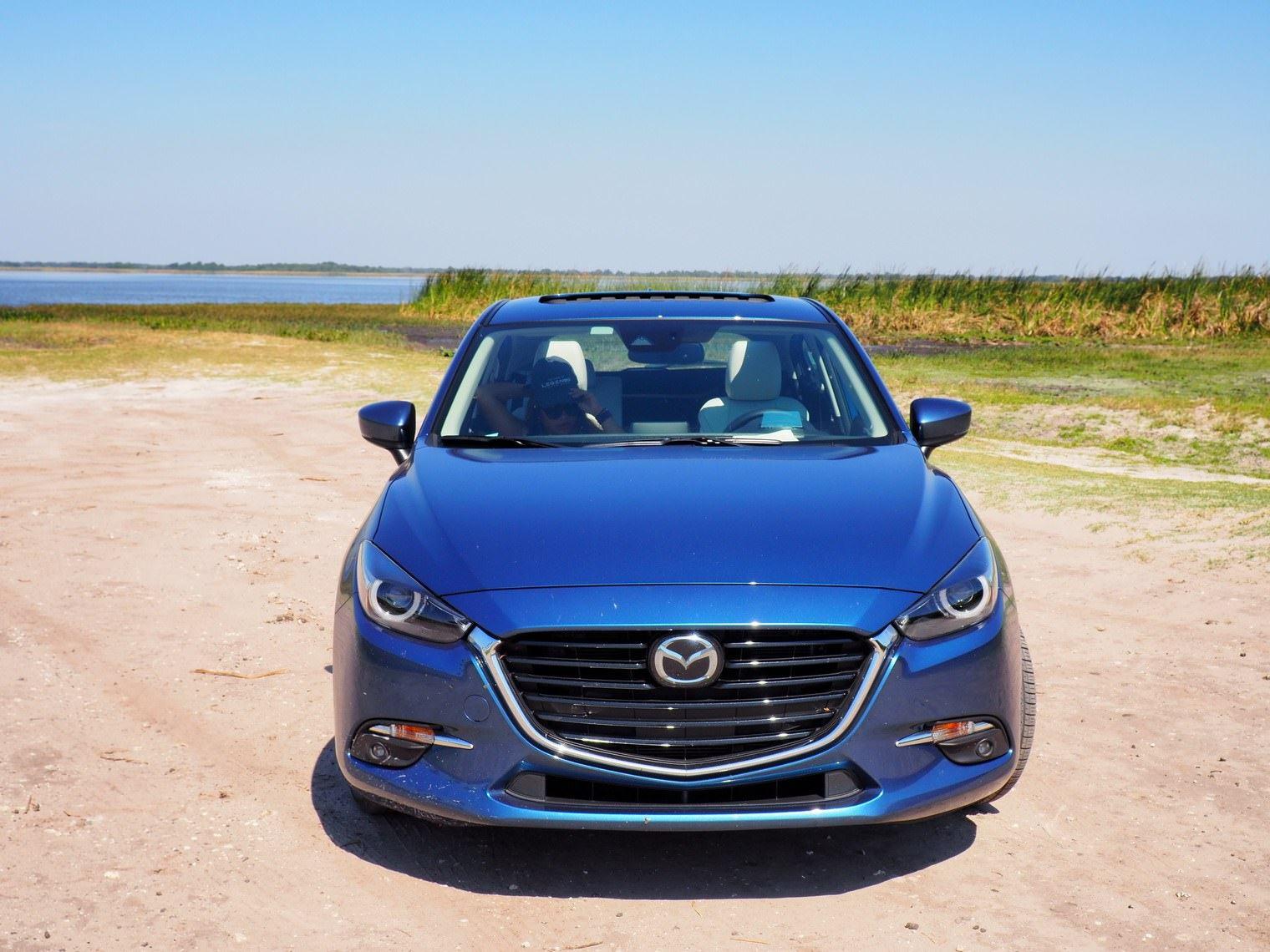 2017 Mazda 3 Front
