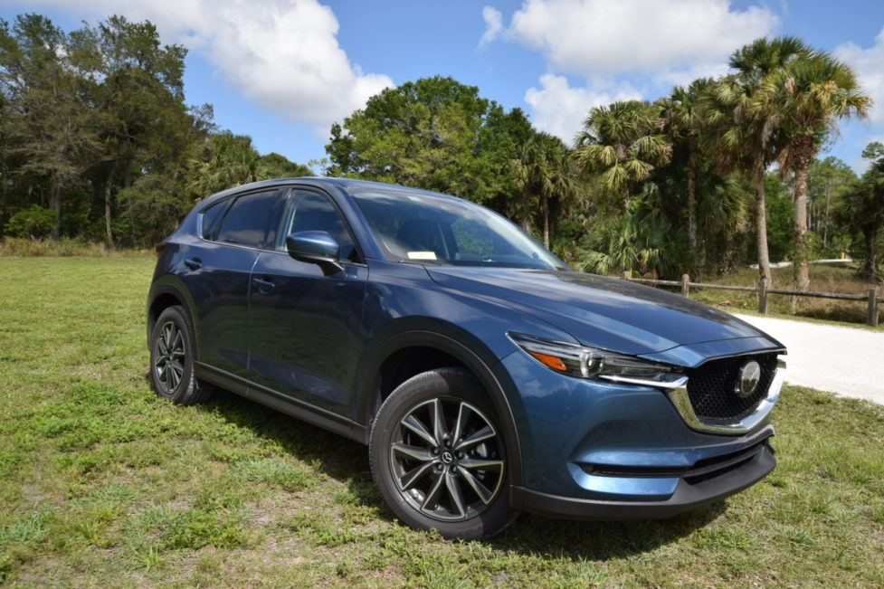 2017 Mazda CX-5 If It's Not Broke Make It Even Better Cover