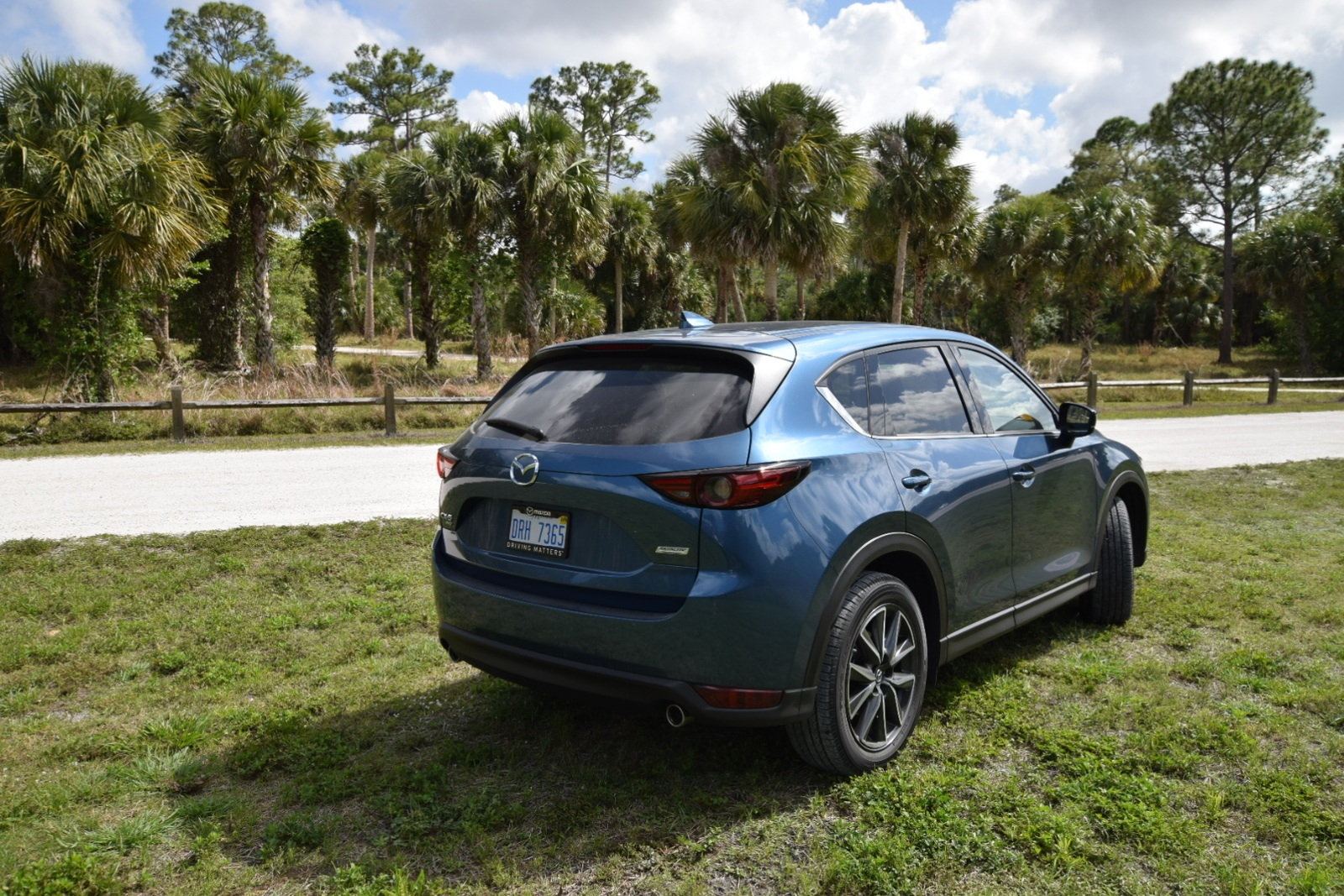 2017 Mazda CX-5 If It's Not Broke Make It Even Better Back
