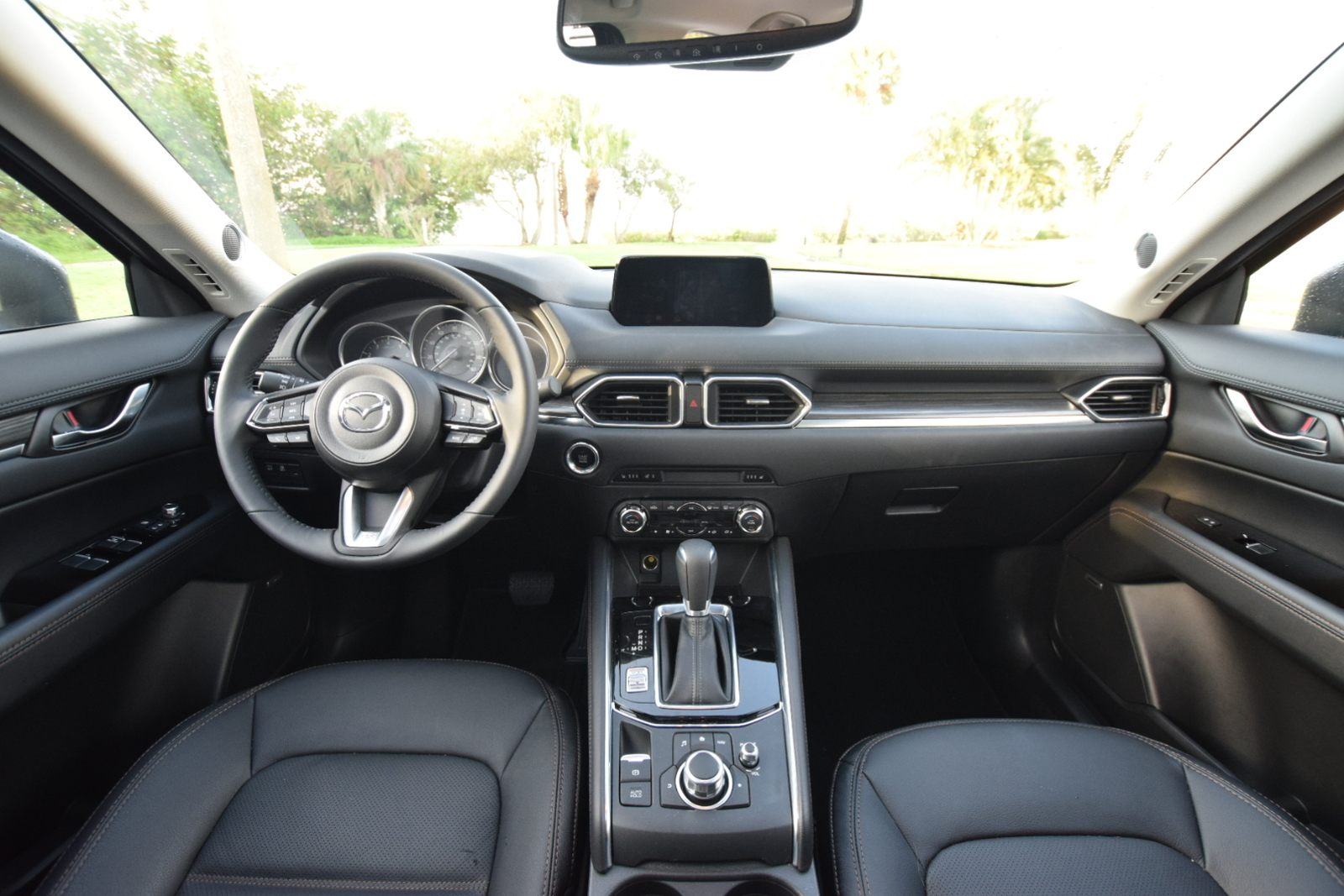 2017 Mazda CX-5 If It's Not Broke Make It Even Better Interior Center Console