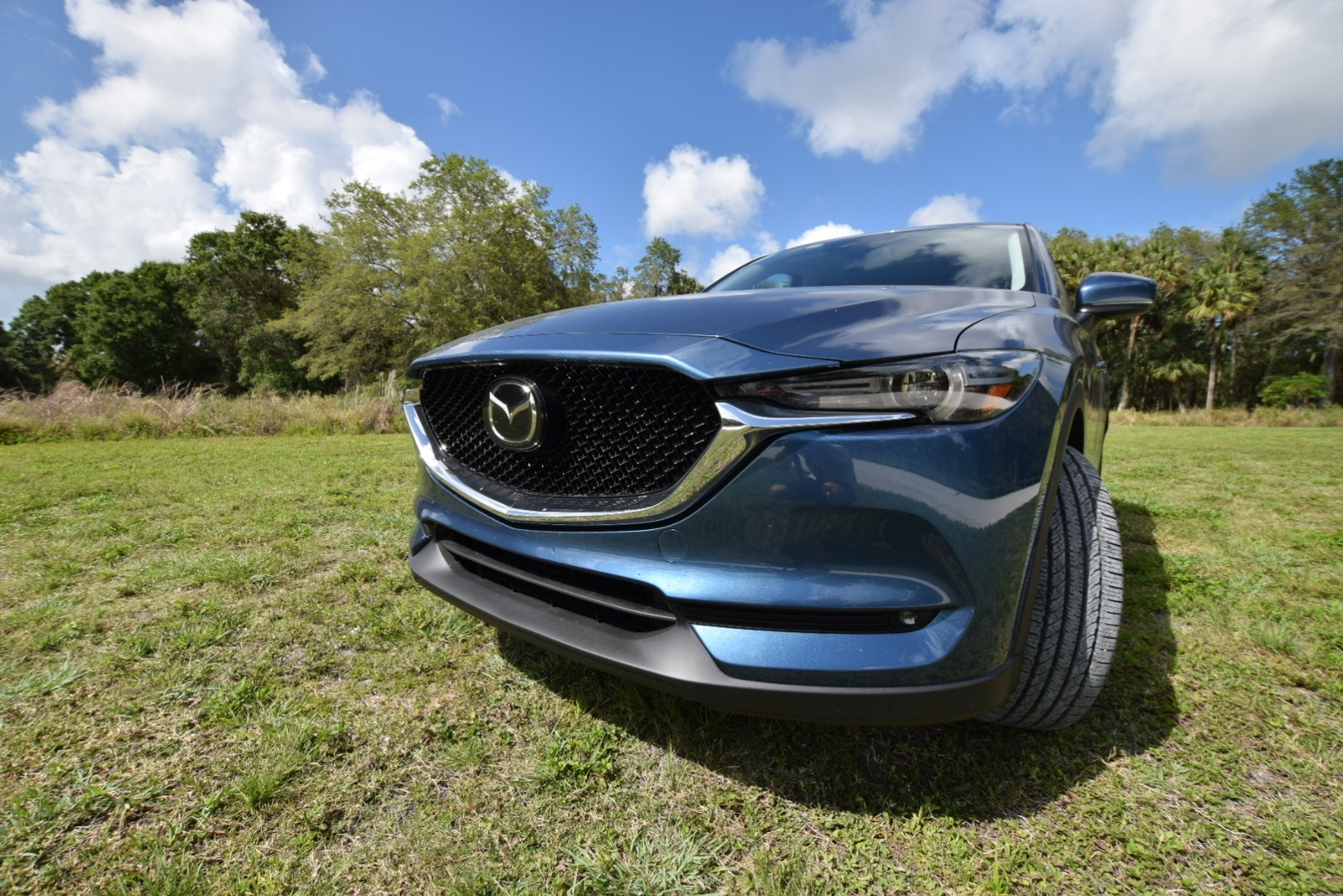2017 Mazda CX-5 If It's Not Broke Make It Even Better Interior Center Console2017 Mazda CX-5 If It's Not Broke Make It Even Better Grill and Headlight
