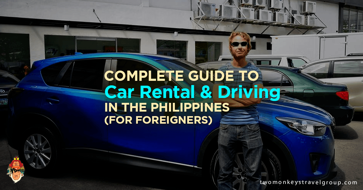 complete guide to car rental driving in the philippines for foreigners. Black Bedroom Furniture Sets. Home Design Ideas