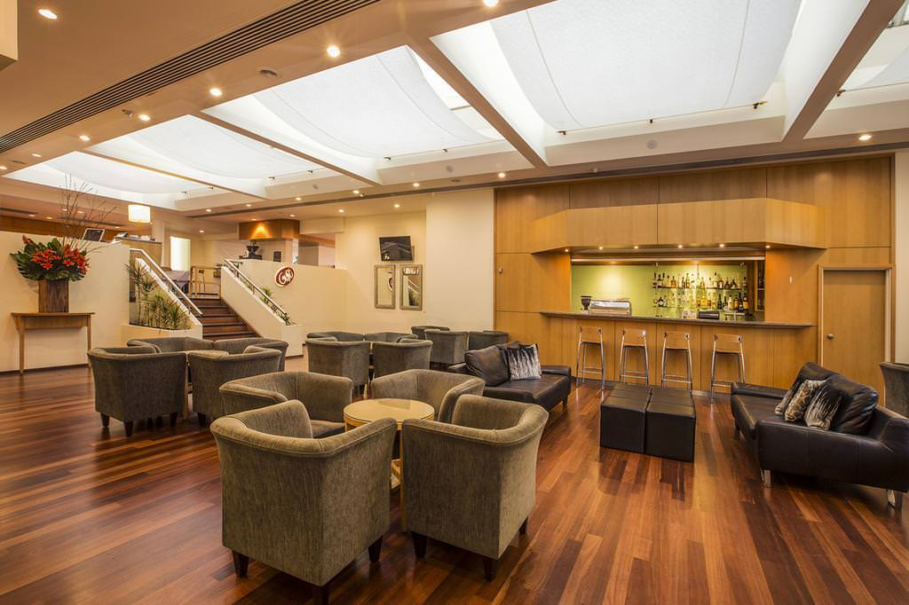 Crowne Plaza Perth A Wonderful Hotel Experience Enhanced by an Expected Reunion Lounge Lobby Bar