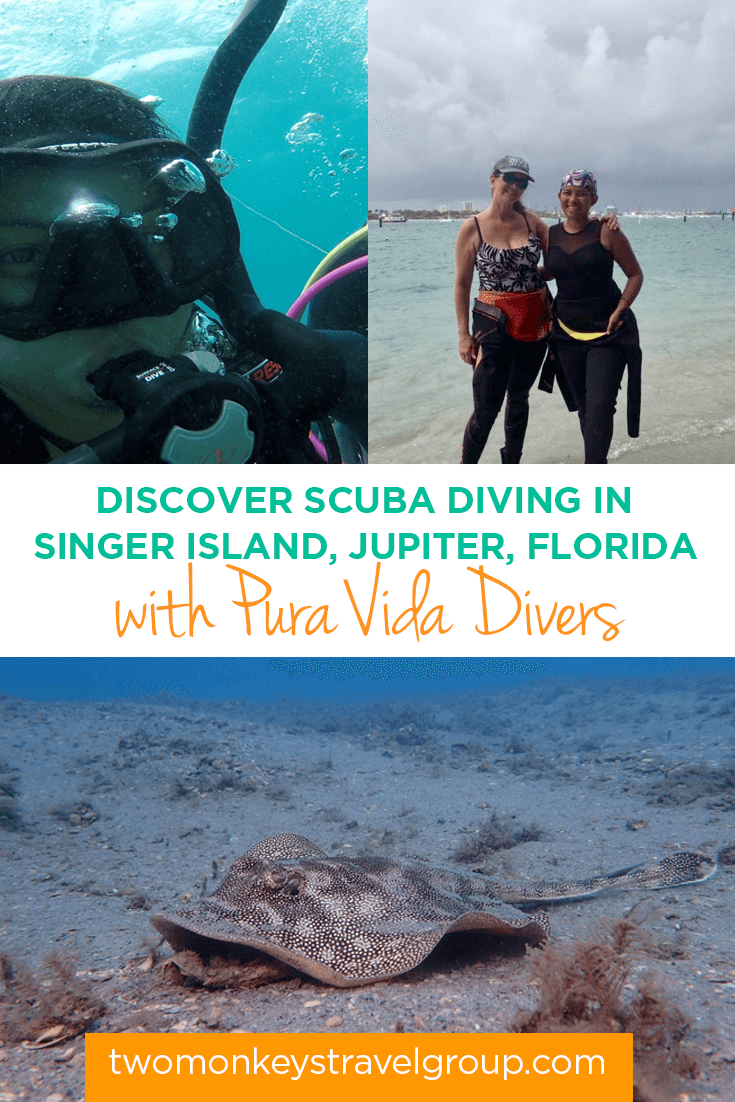 Discover Scuba Diving in Singer Island, Jupiter, Florida with Pura Vida Divers