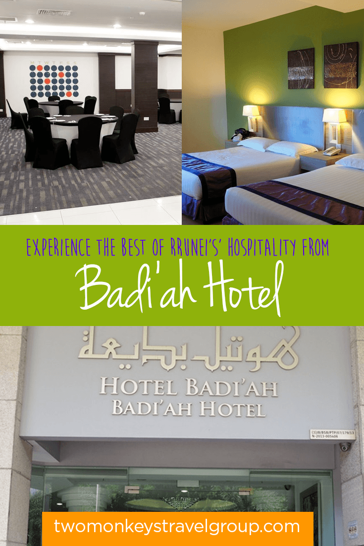 Experience the Best of Brunei's Hospitality from Badi'Ah Hotel