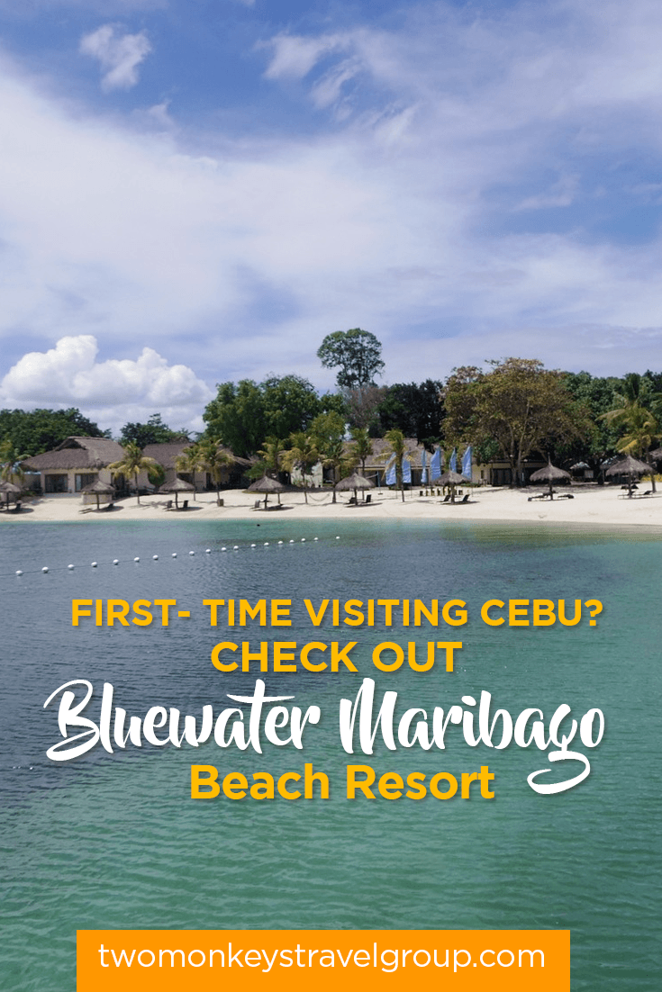 First- time visiting Cebu? Check out Bluewater Maribago Beach Resort