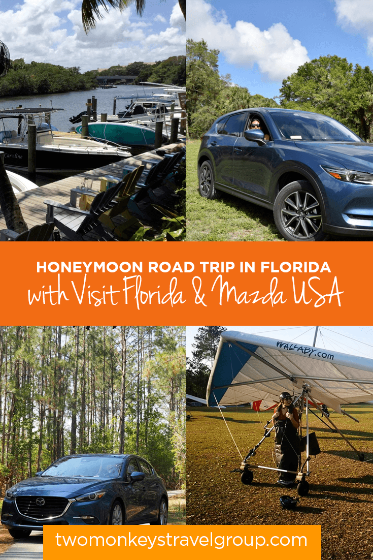 Honeymoon Road Trip in Florida with Visit Florida & Mazda USA