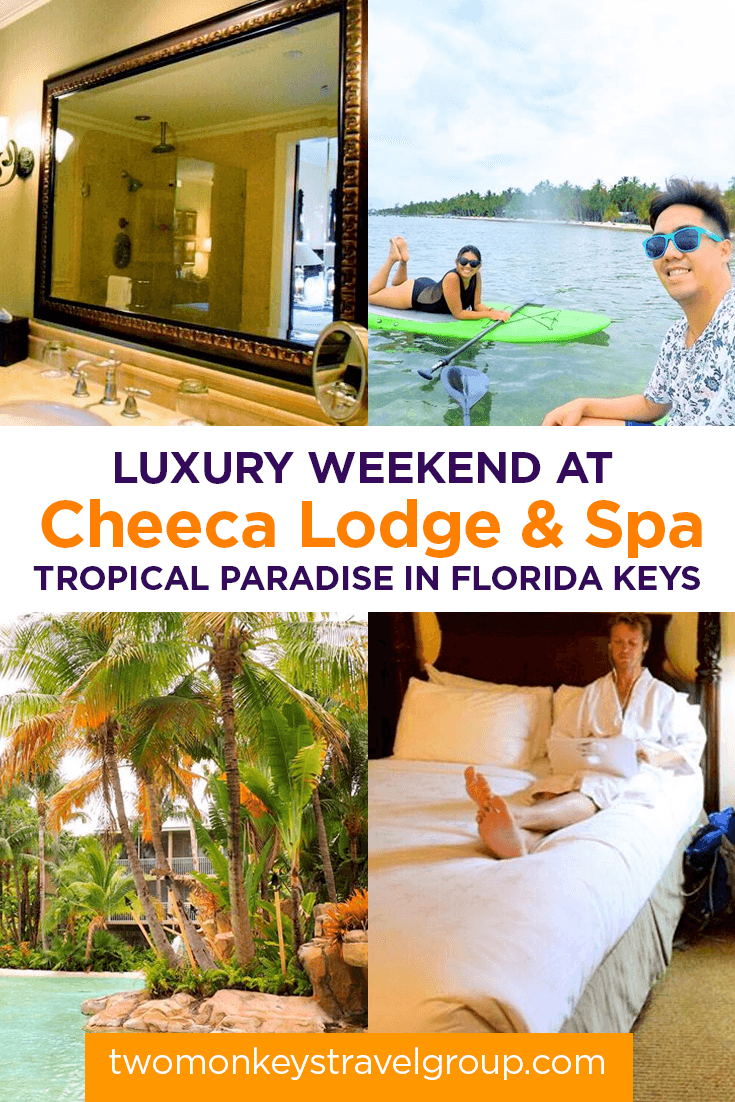 Luxury Weekend at Cheeca Lodge & Spa - Tropical Paradise in Florida Keys